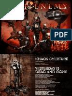 Digital Booklet - Khaos Legions
