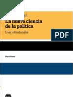 La nueva ciencia de la política Vogelin