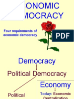 Prout - Economic Democracy