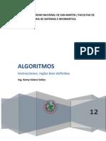 Algoritmo Teoria