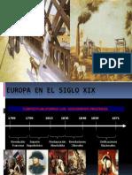 Europa en El Siglo XIX