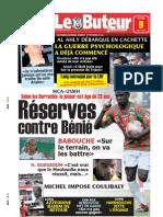 LE BUTEUR PDF du 09/03/2009