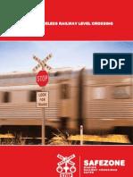 Safezone Rail Crossing Solutions Brochure Feb 2011