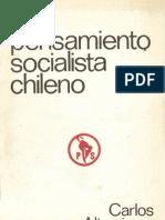 El Pensamiento Socialista Chileno