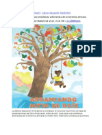 11-03-13 Presentan guía para una enseñanza antirracista de la herencia africana