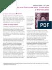 Personas homosexuales, bisexuales y transexuales - Fundación Susan G. Komen Contra el Cáncer del Seno
