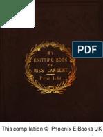 My Knitting Book - Miss Lambert (1843)