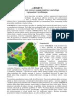 AGROKRUH - Efektywny System Zrownowazonego Rolnictwa i Marketingu w Gospodarstwie Rodzinnym CEPTA