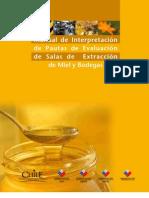 Manual Pautas Evaluacion Salas de Extraccion de Miel
