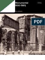 El catálogo monumental de España (1900-1961)