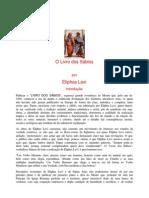 (Ebook) Eliphas Levi - O Livro dos Sábios