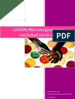 GUIÓN ALBA GÁNDARA CRESPO