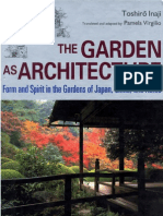 23253521 the Garden as Architecture