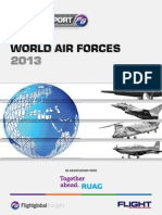 World Airforces 2013