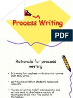Process Writing (PV)