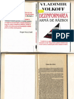 Tehnologia Minciunii-Vladimir Volkoff-Dezinformarea - Arma de Razboi
