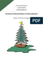 15 Weihnachtslieder Melodie Text Gitarre.pdf