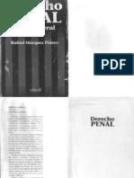 libro de DERECHO PENAL - RAFAEL MARQUEZ PIÑERO