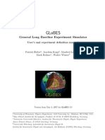 Globes Manual 3.0.8