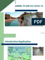 Open Channel Flows- Fluid Mechanics