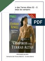 97379333 Vampiros Das Terras Altas2 O Beijo Do Vampiro Rev RS Amp RTS