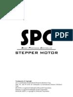 Manual SPC Stepper Motor