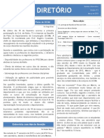 O Diretório - Edição 3 - Março 2013