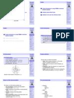 IMFE Presentation Notes