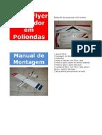 Shock Flyer Treinador Em Poliondas - Manual