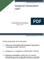 Raport Progres Chirilov