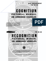FM 30-40Recognition Armored Vehicles