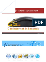 DeviceVM/Splashtop Presentation at Stanford Open Source Group