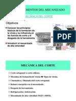 Mecanica Del Corte