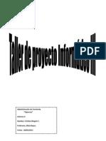 Cristian Ringele Informe II TDP3