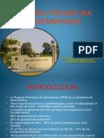 Ruptura Prematura de Membranas.ppt 2012[1]