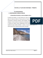 Plan de Negocio-playa de Chatuma