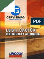 Lubricacion Centralizada y Automatica Cervisimag