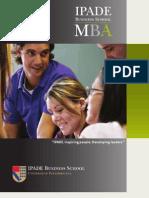 Brochure MEDE2012