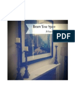 renew your space ebook