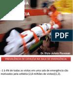 26-04 - Cefaléia na sala de emergência