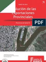 2013 Marzo Doc. Exportaciones Santa Fe