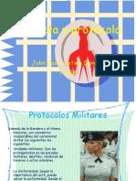 Etiqueta y Protocolo John