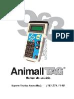 Manual Leitor KT34 Kt