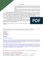 QUESTÕES DE INTERPRETAÇÃO DE TEXTO COMENTADAS - VÁRIAS BANCAS (2)