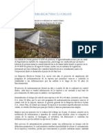 hidroelectrica corani