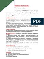 MEMORIA ESTATICA Y DINAMICA.docx