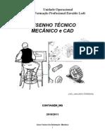 Apostila DESENHO TÉCNICO MECÂNICO e CAD-SenaiEL
