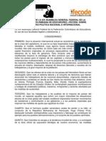 Resolucion Politicacongreso de Fecode