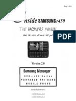 Samsung R450 Hack Manual