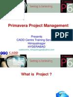 20173674 Primavera Project 201 Management302